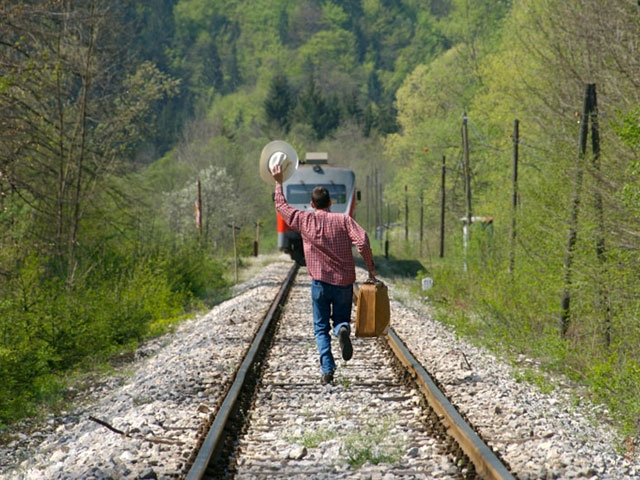 Running After A Train The Last Adam And The Last Eve Christ